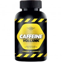Caffeine Volcanic 420mg (60 Caps) - Synthesize