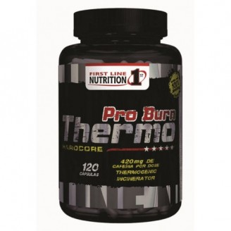 Thermo Pro Burn Hardcore (120 cápsulas) - First Line