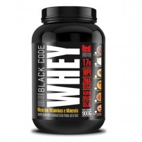 Black Code Whey (900g) Red Series