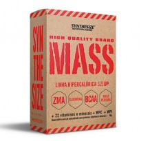 Size Up Mass Caixa (2,8kg) - SyntheSize Nutrition