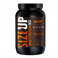 Size Up Whey Protein NO2 (900g) - Synthesize