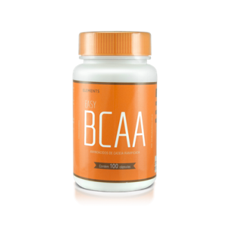 Easy BCAA (100 cápsulas) - Elements