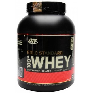100% Whey Gold (2,2kg) - Optimum Nutrition