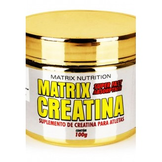 Creatina Super Fast Absorption (100g) - Matrix Nutritiontermogenico