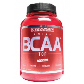 Amino BCAA TOP (120 cápsulas) - IntegralMedicatermogenico