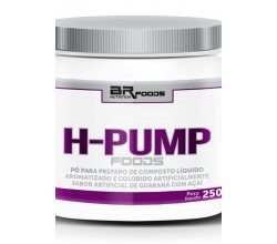 H-Pump Foods (250g - Guaraná c/ Açaí) - BRN Foods