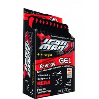 Iron Man Gel (10sachês) New Millen