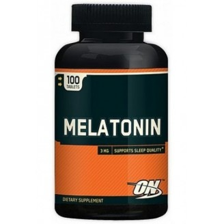 Melatonina 3mg (100 cápsulas) - Optimum Nutritiontermogenico