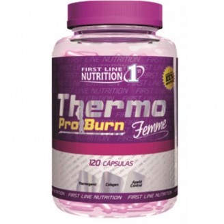 Thermo Pro Burn Femme (120 cápsulas) - First Line
